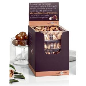Marrons Glacés monoportion 75pcs