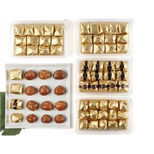 Marrons Glacés Selection 20g enveloppés Or